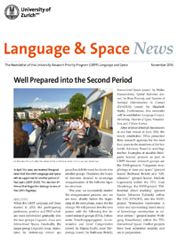 Language & Space News